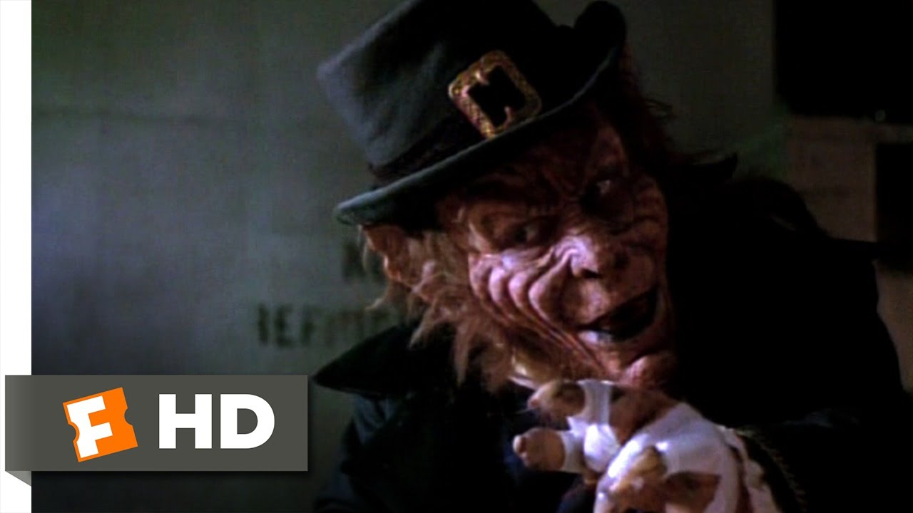 Leprechaun 3 (7/8) Movie CLIP - Managed Care (1995) HD