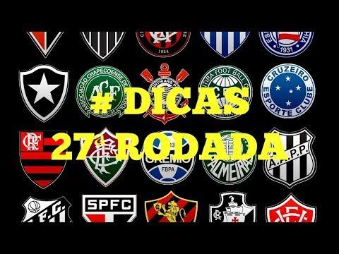 DICAS CARTOLA FC 2017 #27 Rodada DICAS