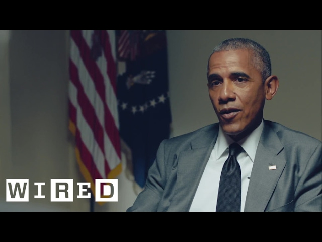 President Barack Obama on Fixing Government With Technology | WIRED