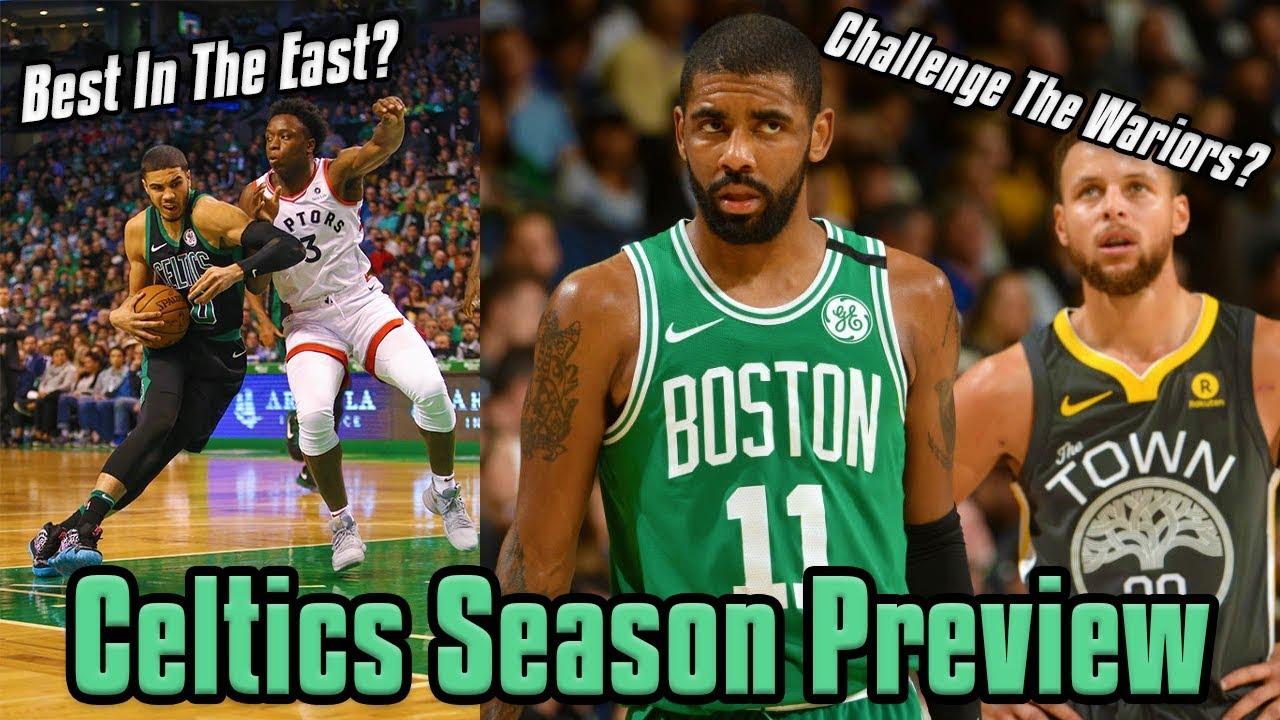 2018-19 NBA Season Preview: Boston Celtics