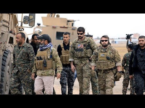 Trump Admin. Backtracks on Promise to Withdraw Troops from Syria