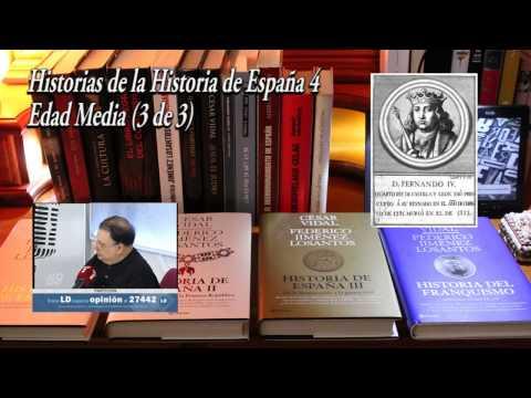 Breve Historia de España 4 - Edad Media (3 de 3) de Pedro III a Enrique IV el impotente.