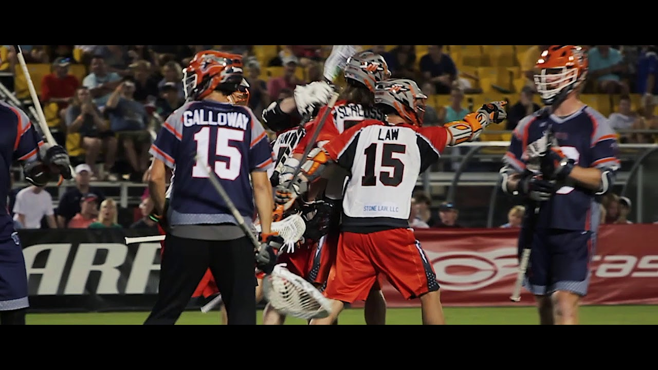 MLL 2018 Championship Film - Major League Lacrosse - MLL 2018-08-25 00:03