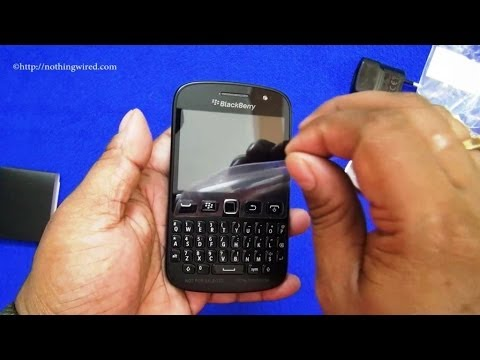 Blackberry 9720 Review: Complete Unboxing, Hardware, Display, User Interface, Camera, Performance
