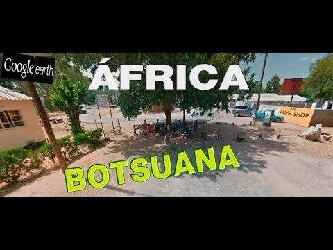 Da África para o Brasil. Botsuana  | Gaborone - PARTE I