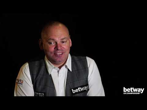 Bingham Makes SEVENTH Career 147 At Betway UK Championship!