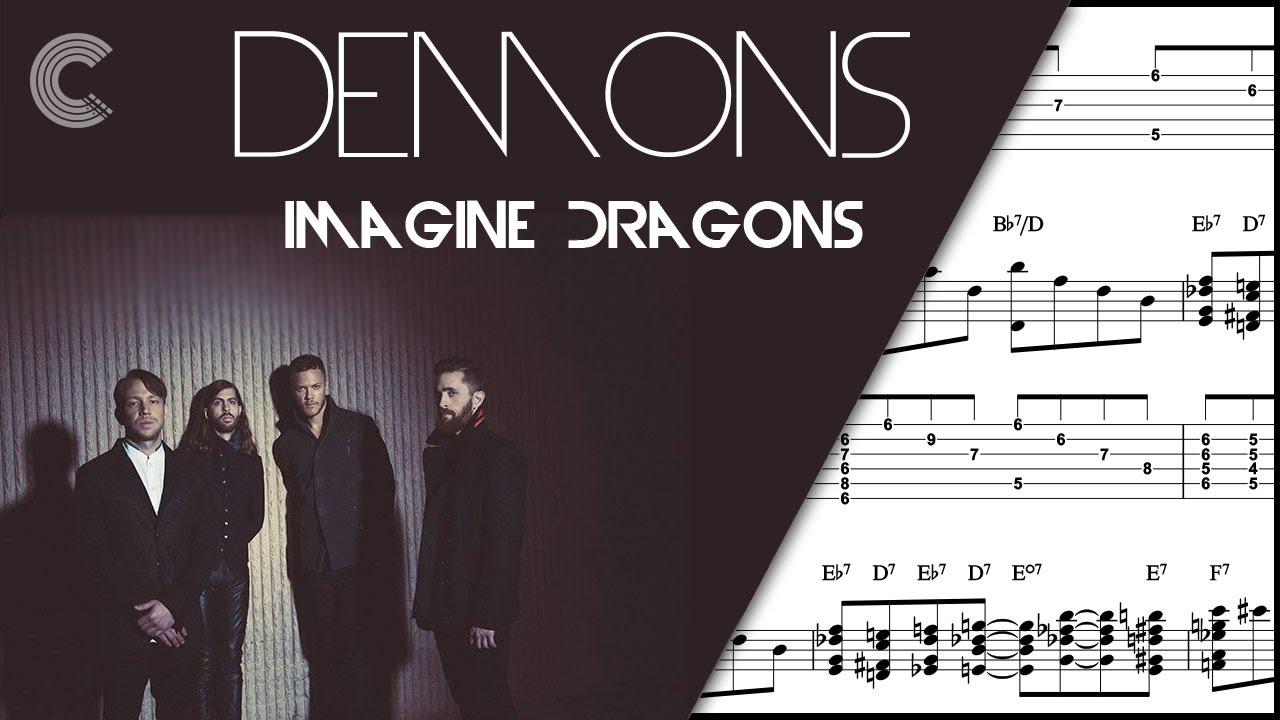 100+ Imagine Dragons Demons Piano Sheet – yasminroohi