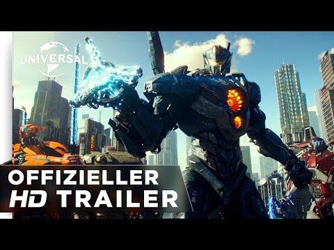 Pacific Rim: Uprising – Trailer deutsch/german HD streaming vf