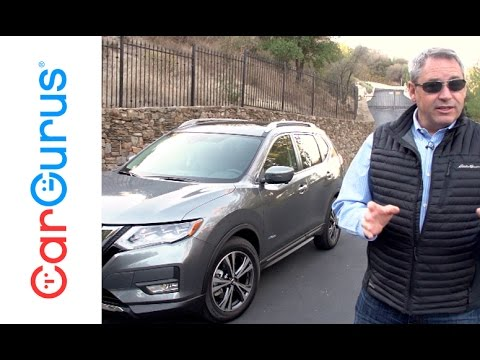 2017 Nissan Rogue Hybrid | CarGurus Test Drive Review