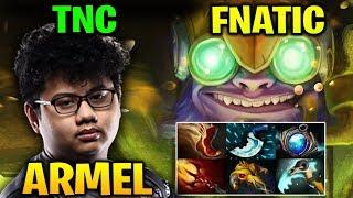 Armel Tinker - His Hand is so Fast TNC vs Fnatic - The Kuala Lumpur Major