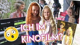 OMG😱Ich im Kinofilm🎬 LILIANE SUSEWIND FMA BEHIND THE SCENES  MaVie