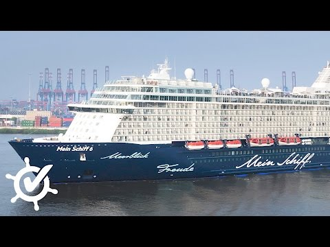 Mein Schiff 6: Live-Rundgang