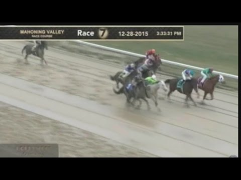 Long shot horse pays off at Mahoning Valley Race Course