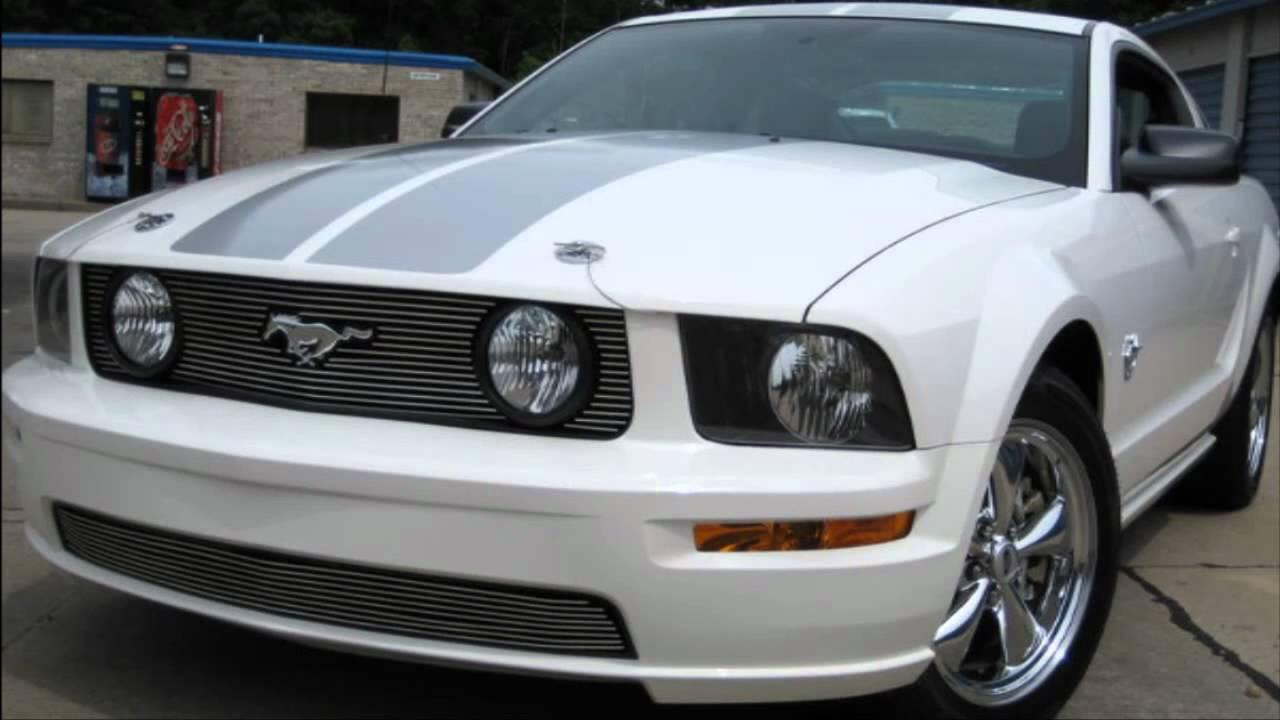 Mustang Hood Pin Appearance Kits Youtube