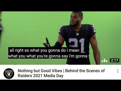 Raiders Mini Camp Good Vibes By- Eric Pangilinan - Vlog
