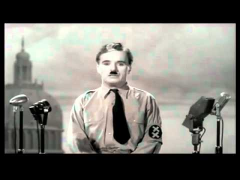 The world's greatest speech  - Charlie Chaplin