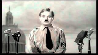 The world's greatest speech  - Charlie Chaplin