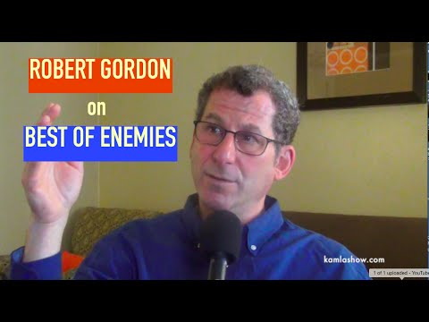 Best of Enemies with Robert Gordon