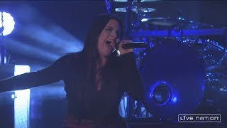 Evanescence - Everybody's Fool - Live at New York [2016] HD