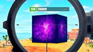 Destroying *NEW* LIGHTNING CUBE..! Fortnite Fails & Wins ( Fortnite Montage)