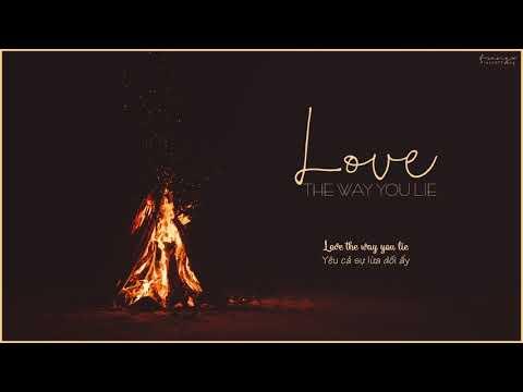Love The Way You Lie • Skylar Grey | Vietsub + Lyrics
