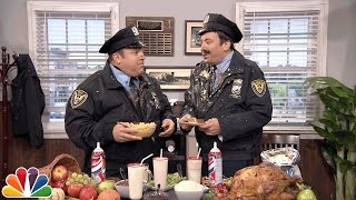 Point Pleasant Police Department with Kevin James (Thanksgiving Edition)
