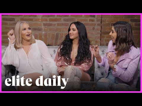 Olivia Pierson & Natalie Halcro Get A Tarot Reading | Take Me With You