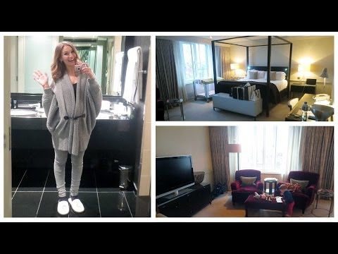 Dublin Hotel Room Tour!