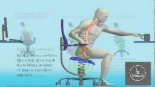 SpinaliS Aktive Stolice
