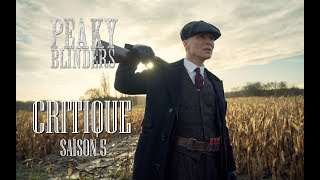 [CRITIQUE] Peaky Blinders saison 5