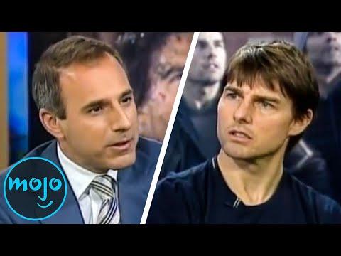 Top 10 Most Confrontational Talk Show Moments