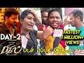 Bigil day 2 public review bigil public review bigil review thalapathy vijay atlee mp3