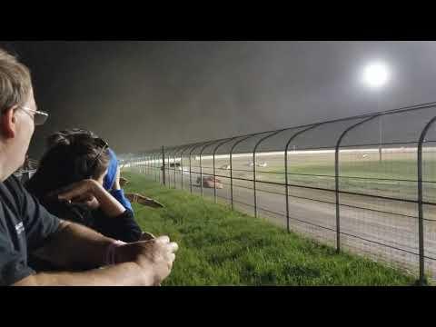 6-1-19 Junction Motor Speedway Late Model Feature Cory Dumpert , Winner