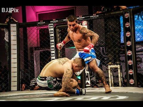 """Rising MMA Star: Bruno """"Robusto"""" Miranda"""