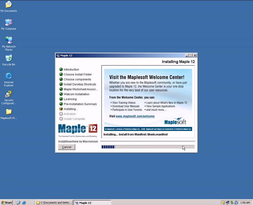 maple software download crack