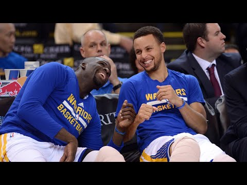 Golden State Warriors Funny Moments Part 7