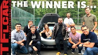Automotive Video Awards Voting: Your Favorite Youtubers Pick The Best Car Of The Year!