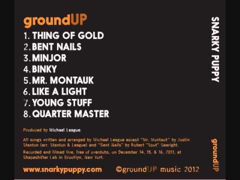 Snarky Puppy Ground Up (Entire Album)