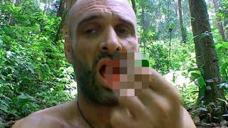 【閲覧注意】人は極限状態では生でアレを食べる… thumbnail