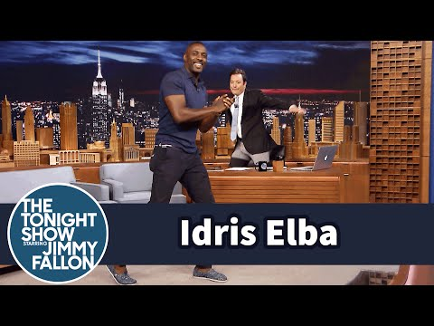 Idris Elba s Off His Slick Footwork Dance Moves