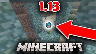 Minecraft 1.13: SRCE OKEANA, BESMRTNI MOBOVI POD VODOM