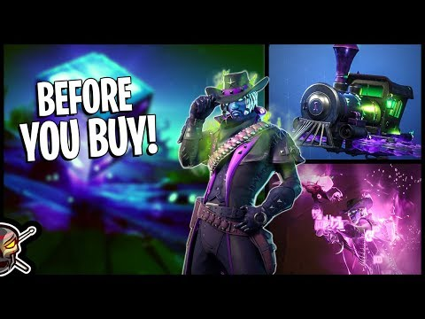 Deadfire | How To Unlock Styles | Dark Shard Tool - Before You Buy - Fortnite