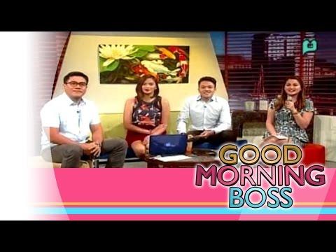 [Good Morning Boss] #TekaMoment [02|09|16]