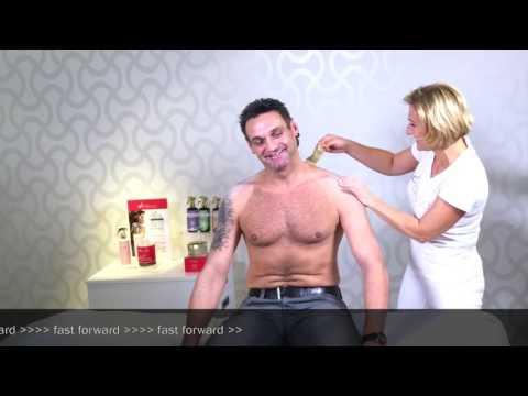Adessa soft sugaring | Haarentfernung Männer-Rücken