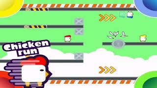 Chicken Run (Music) - 2 3 4 Player Mini Games