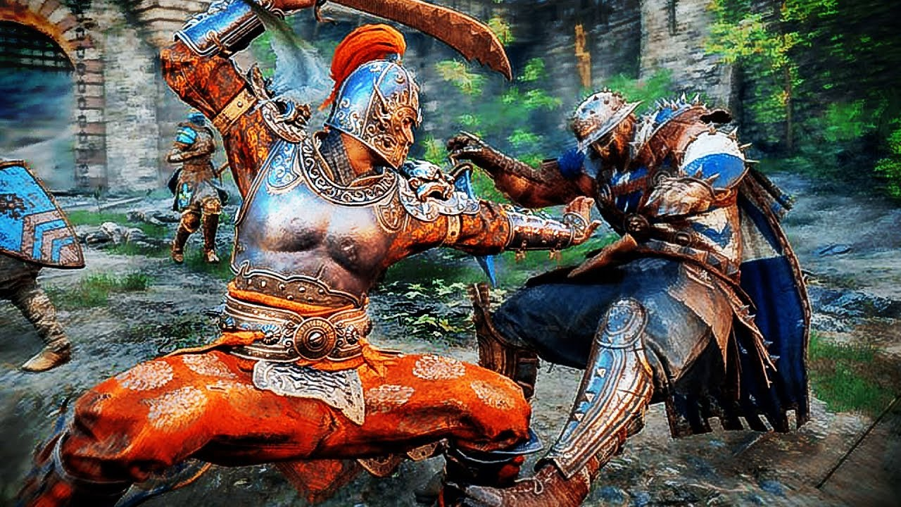 FOR HONOR Gameplay du Mode Brèche (E3 2018) MAJ Marching Fire