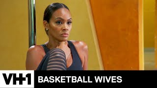 Evelyn Spills Some Messy Tea On Tami 'Sneak Peek' | Basketball Wives