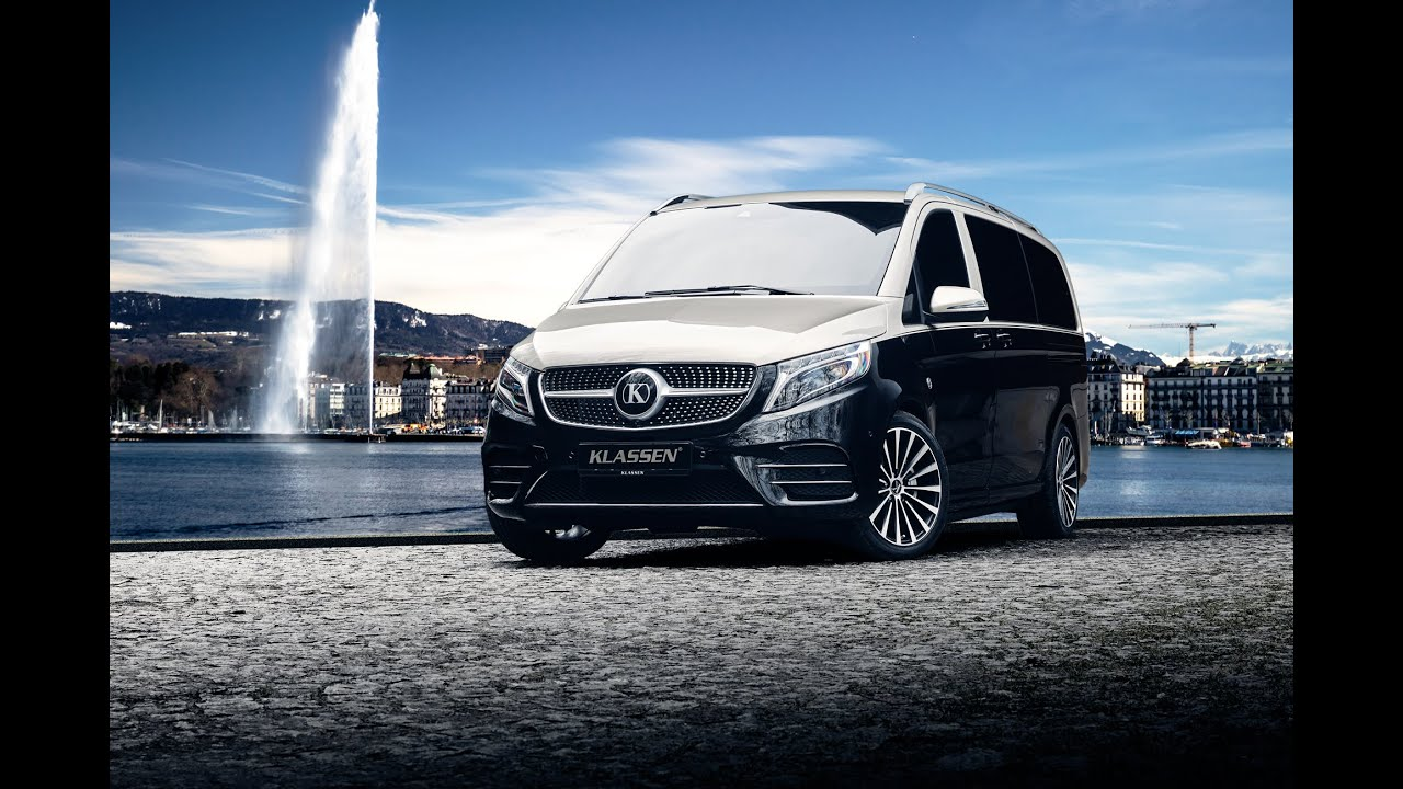 2020 Mercedes-Benz V-Class VIP Luxury MPV | Driving, Interior, Exterior (V 300d 4MATIC)