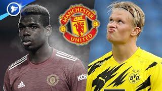 Le dilemme de Manchester United sur le mercato | Revue de presse