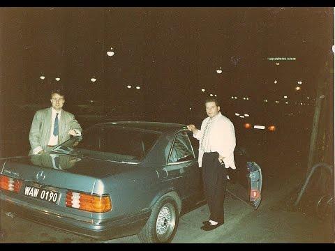 Niepublikowane zdjęcia Mafii Pruszkowskiej z lat 90-tych